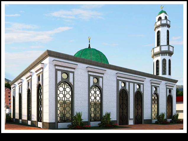 Casa mezquita bogota islam en bogota - La casa de la mezquita ...